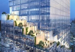 В Нью-Йорке планируется возведение нового офисного здания «Ролекс»
