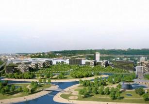 Власти Праги планируют масштабное развитие Роганского острова