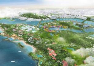 В Сингапуре построят уникальный парк развлечений