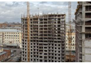Высокий темп строительства ЖК «Петровский парк» в Савеловском районе