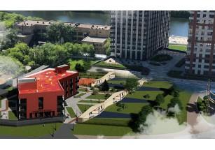 Детский сад в квартале «Сердце Столицы» откроется в 2021 году