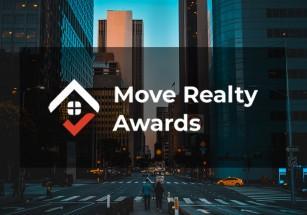 Осталось 2 месяца, чтобы подать заявку на Move Realty Awards 2020!