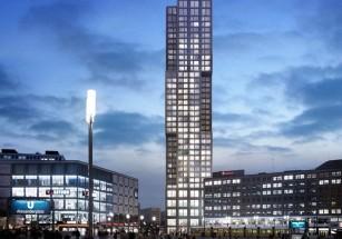 Новый МФК станет самым высоким зданием в Берлине