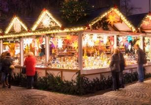 Подработать на посещении рождественских ярмарок предложила европейская компания