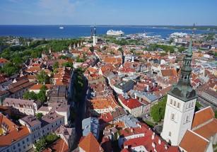 Таллинн признан самым прогрессивным городом