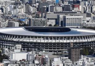 В Японии завершились работы по возведению олимпийской спортивной арены