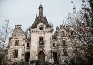 Французский замок восстановлен за счет средств интернет-пользователей