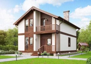В России за год подешевели частные дома