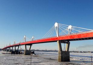 Завершено строительство моста между Россией и Китаем