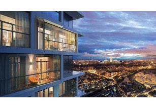 Донстрой выбрал финское безрамное остекление LUMON для квартир с lounge-зонами в ЖК «Событие»
