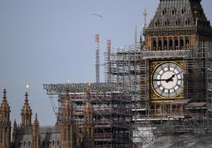 Затраты на реставрацию Биг-Бена резко возросли