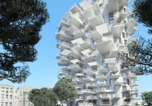 Здание-маяк во Франции признано лучшим жилым проектом-2020