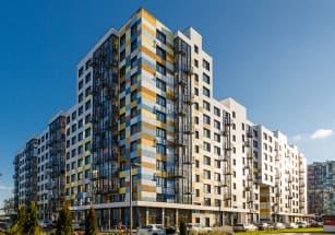 На первичном рынке комфорт-класса ведутся продажи в десяти мультиформатных проектах