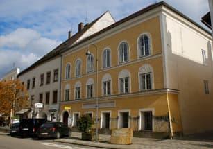 Обнародованы планы использования дома, в котором родился Адольф Гитлер