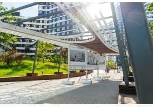 В парке «Зеленая река» открылась фотовыставка Галереи Люмьер