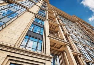 С начала года площадь недвижимости в премиальных новостройках уменьшилась на 13,33%
