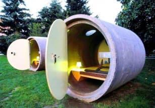 Дома из бетонных колец продают в Казани