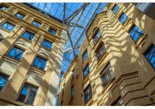«Новый Балчуг» от «Группы ЛСР» вошел число лучших бизнес-центров столицы в 2020 году