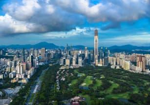 Шэньчжэнь – первый город на планете, полностью перешедший на 5G