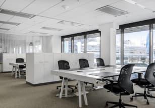 Британские архитекторы презентовали «карантинный» офис