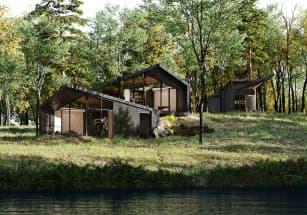 «Астон Мартин» презентовал первый архитектурный проект
