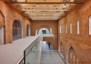 В Нидерландах складское помещение превратили в музей