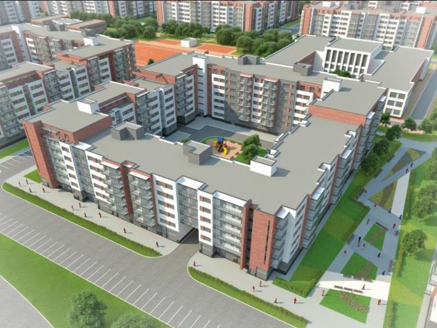 ЖК «Пулковские высоты», м. Московская