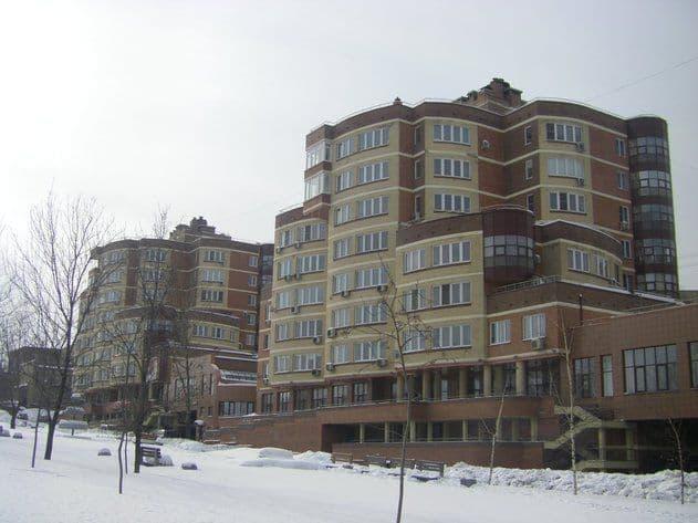 Новостройка на пр-те Андропова, д. 42, м. Коломенская