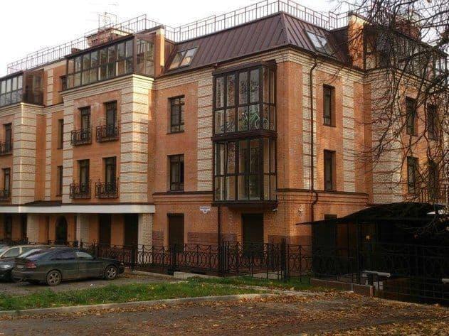 ЖК «Элитный дом на ул. Московская», г. Пушкин