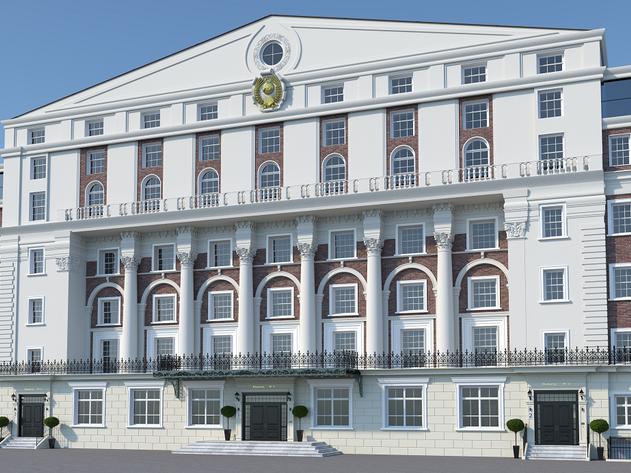 ЖК Soyuz Apartments, «Союз Апартментс», м. Комсомольская