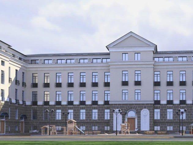 ЖК «Дворянское Сословие», г. Пушкин