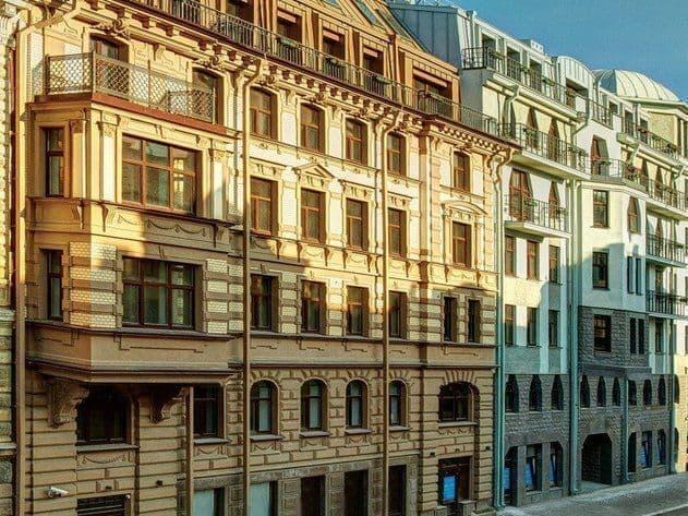 ЖК «Дома на улице Марата», м. Владимирская