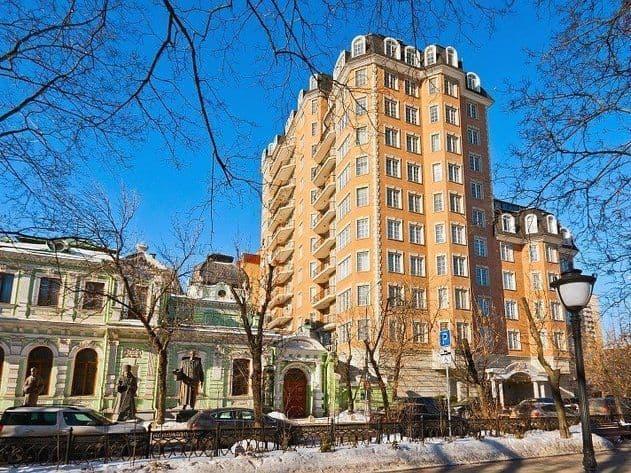 ЖК Agalarov House, «Агаларов Хаус», м. Баррикадная