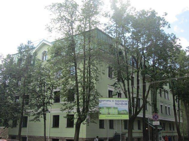 ЖК «Дом на Гуммолосаровской», г. Павловск