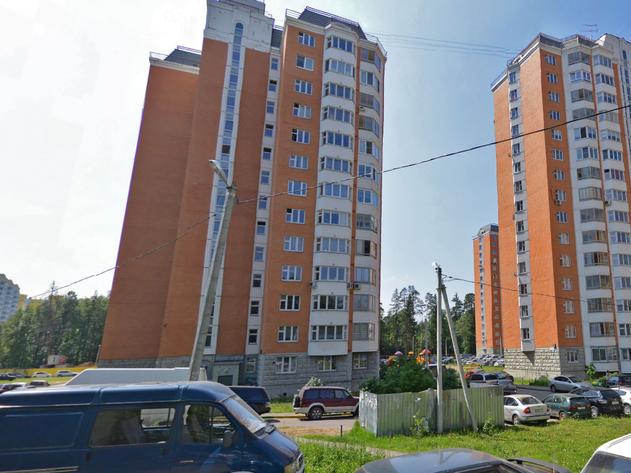 ЖК «Зеленоградские зори», Солнечногорский р-н, пос. Голубое