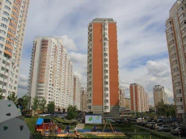 ЖК «Мичурино», м. Мичуринский проспект