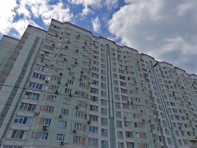 Новостройка на ул. Академика Опарина, д. 4, корп. 1, м. Беляево