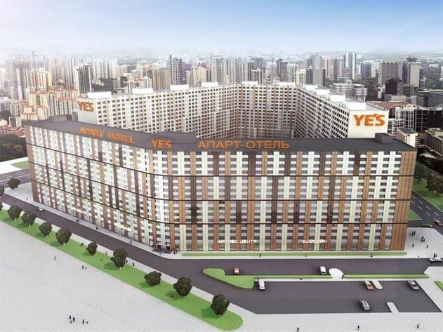 Апарт-отель YE'S, м. Проспект Просвещения