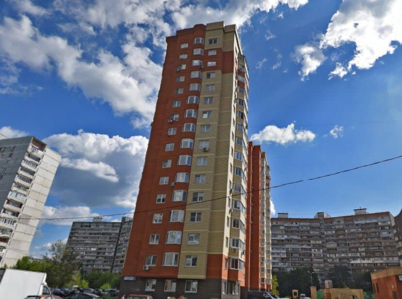 Новостройка на пер. Большой Тишинский, д. 30/44, м. Баррикадная