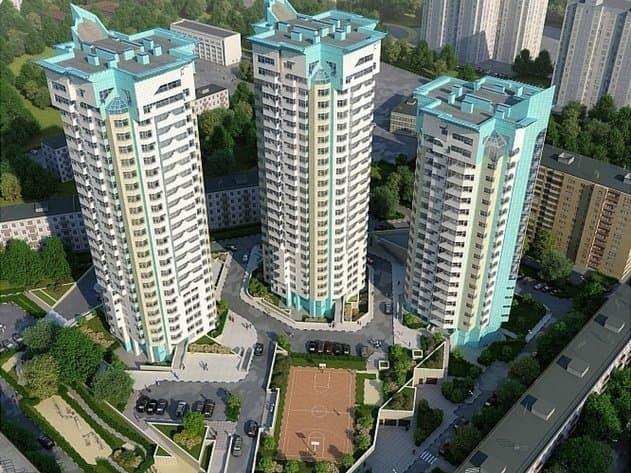ЖК «Галактика», м. Пражская - цены на квартиры, фото, планировки на Move.Ru