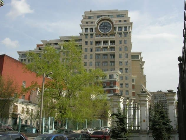 ЖК «Коперник», м. Полянка