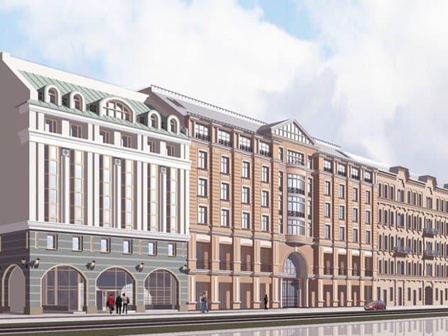 Апарт-отель «Лиговский 56», м. Лиговский Проспект
