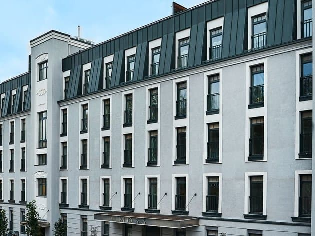 ЖК MOSS Apartments, м. Чистые пруды