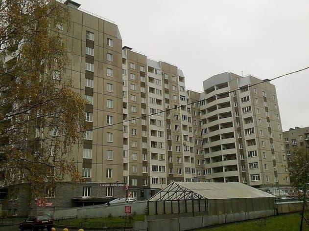 ЖК «Дом на Будапештской», м. Международная