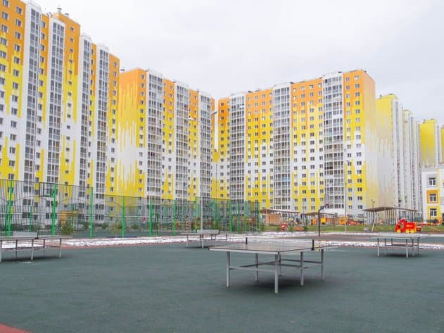 ЖК «Зеленоградский», д. Голубое