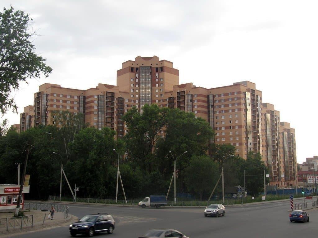 ЖК «Новый Невский», м. Площадь Александра Невского-2